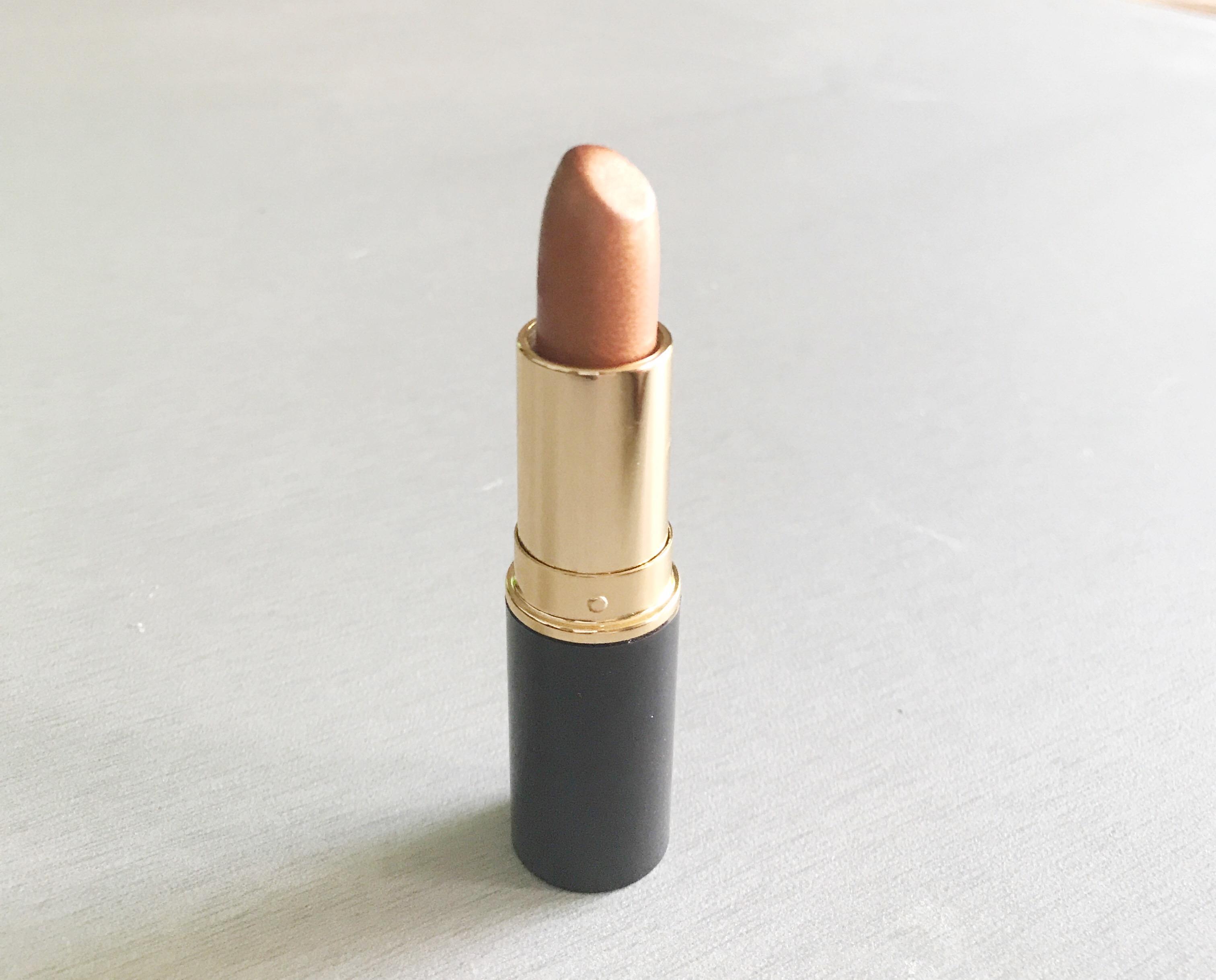 Iman Sheer Gold Lipstick